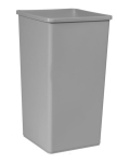 Abfallcontainer / Innenbehälter -Styleline- Rubbermaid 132,5 Liter aus PE