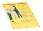 Benutzungshinweisschilder für Bewegungsgeräte -Workout- (Modell: für Rückentrainer (Art.Nr.: 23892))