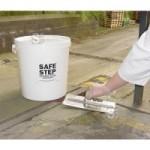 Betonreparatur -SAFE STEP-, 25 kg, nach 4 Std. überfahrbar, für Innen- und Außenbereich