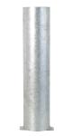 Bodenhülse Ø 76 mm ohne Verschluss