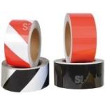 Bodenmarkierungsband -WT-5229-, Breite 50mm, L&auml;nge 15 oder 30m, schmutz- und chemikalienresistent (L&auml;nge/Farbe: 15m/ <b>wei&szlig;</b> (Art.Nr.: 33886))