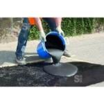 Bodenreparatur -Triflex- für Innen- und Außenbereich, Aushärtung nach ca. 30 Min.
