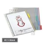Ersatzsichttafeln f&uuml;r Sichttafelsystem -Function Wall 10-, VE 5 St&uuml;ck (Farbe/Verpackungseinheit:  <b>transparent</b>/VE 5 Stk. (Art.Nr.: 90.9250-0))
