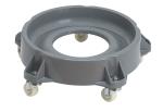Fahrwagen für Abfallbehälter -Open Top- 60 oder 90 Liter aus Kunststoff (Modell/Durchmesser: für 60 Liter Modell/450 mm (Art.Nr.: 16370))
