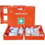 Feuerwehr-Verbandkoffer -Multi-, mit Inhalt nach DIN 14142, 420 x 330 x 150 mm