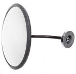 Industriespiegel -DETEKTIV M- aus Acrylglas, mit Magnethalterung (Durchmesser/max. Beobachterabstand: Ø 300mm/3m (Art.Nr.: 18765))