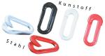 Ketten-Notglieder (Material / Durchmesser / Farbe: 3 mm, zink, Stahl verzinkt (Art.Nr.: 18577))