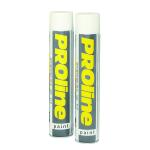 Linien-Markierfarbe -PROline-paint- 750 ml, permanent, schnell trocknend (Farbe: orange/RAL 2009 (Art.Nr.: 11661))