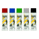 Linien-Markierfarbe -Traffic-, 500 ml, langfristig, schnelltrocknend