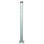 Mauerpfosten für Verkehrsspiegel (Höhe: 800 mm (geeignet f. Spiegel 400x600 u. 600x800mm) (Art.Nr.: 11383))