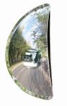 Mehrzweckspiegel Vumax® für 3 Blickrichtungen (Maße(BxHxT)/Max. Beobachterabstand/Gewicht: 440x220x75 mm/ca. 4m/3 kg (Art.Nr.: 32783))