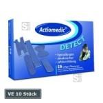 Pflasterset Actiomedic® -Detect-, VE 10 Sets, 50-teilig, für den Lebensmittel-Bereich
