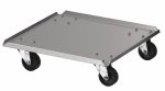 Rollwagen Abfallbehälter-Serie -Carro- 55 oder 110 Liter (Modell: für 55 Liter (Art.Nr.: 16643))