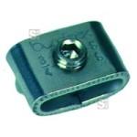 Schraubenschlaufen für Stahlbänder (Maße: für 13mm Band (Art.Nr.: tssr1001))