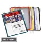 Sichttafeln f&uuml;r Sichttafelsystem -Sherpa-, VE 5 St&uuml;ck (Farbe/Verpackungseinheit:  <b>violett</b>/VE 5 Stk. (Art.Nr.: 90.9437.44))