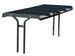 Tisch -Freelax-, Abstellfläche aus Drahtgitter