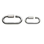 Verbindungsglieder aus Edelstahl (V2A / V4A) (Material/Größe: V2A, Ø 6 mm (Art.Nr.: 13659))