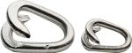 Verbindungsglieder aus Edelstahl (V4A) (Material/Größe: V4A, 4 x 23 mm (Art.Nr.: 13656))