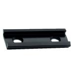 Wand-Schuhstecker -Beltrac- für 50 mm Gurthöhen