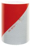Warnmarkierung f&uuml;r Fahrzeuge mit Sonderrechten, 3M-Folie, nach DIN 30710, Einzelrolle 141mm x 9m (Modell/Ausrichtung: linksweisend (senkrecht)<br>rechtsweisend (waagerecht) (Art.Nr.: 13484))
