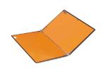 Warntafel nach ADR, 400 x 300 mm, klappbar (Modell: horizontal klappbar (Art.Nr.: 20200))