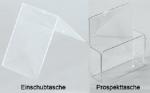 Zubehör für Infoständer -ZIP LIFTBOY- (Größe/Ausführung: DIN A6 Einschubtasche (Art.Nr.: 11934))