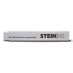 3 in 1 Zollstock -STEIN HGS-, mit Zentimeter- und Zollangabe sowie Durchmesserskala, Länge 2 m (Ausführung: 3 in 1 Zollstock -STEIN HGS-, mit Zentimeter- und Zollangabe sowie Durchmesserskala, Länge 2 m (Art.Nr.: 40443))