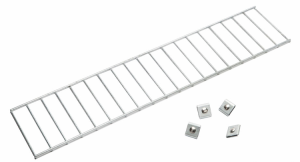 Abdeckung für Gabionen-Korb -Jumbo- (Maße (LxB): 957 x 210 mm (Art.Nr.: 36350))