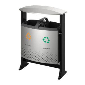 Recyclingstationen