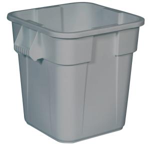 Abfallcontainer -BRUTE- Rubbermaid 106 Liter aus PE, wahlweise mit Deckel
