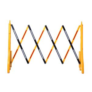 Absperrschere / Scherensperre -Verden-, Länge 2500 mm mit Reflektoren (Ausführung: Absperrschere/Scherensperre -Verden-, Länge 2500 mm mit Reflektoren (Art.Nr.: 40529))