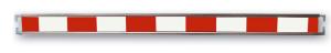 Absperrschranke -Cordon light- gemäß TL, rot / weiß, versch. Längen (Länge: 1,60 m (Art.Nr.: 32016))