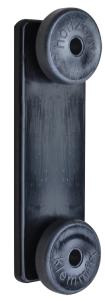 Adapter für Verkehrszeichen, aus Kunststoff, VPE 10 Stk. (Modell/Menge:  <b>für VZ ohne Rand (Flachform)</b><br>VPE 10 Stk. (Art.Nr.: 32021))