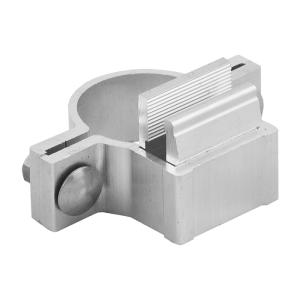 Alform-Klemmschellen ausschließlich für Alform-VZ (Ø Pfosten/Modell: Ø 48mm/Einfachschelle (Art.Nr.: rks48))