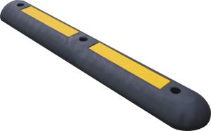 Anfahrschwelle -Strait- aus Kunststoff, Länge 1000 mm, Höhe 60 mm (Ausführung: Anfahrschwelle -Strait- aus Kunststoff, Länge 1000 mm, Höhe 60 mm (Art.Nr.: 32971))