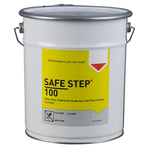 Antirutsch-Bodenbeschichtung -SAFE STEP 100-, 5 Liter, für den Fußgängerbereich, versch. Farben (Farbe: grau (Art.Nr.: 35014))