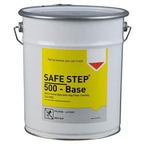 Antirutsch-Bodenbeschichtung -SAFE STEP 500-, 5 Liter, für Chemikalien und Flüssigkeiten, grau (Ausführung: Antirutsch-Bodenbeschichtung -SAFE STEP 500-, 5 Liter, für Chemikalien und Flüssigkeiten, grau (Art.Nr.: 35020))