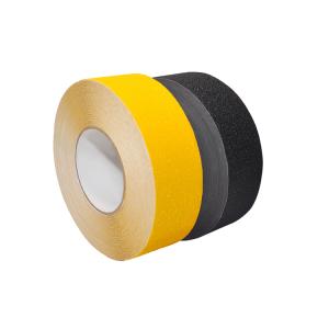 Antirutsch-Bodenmarkierungsband -WT-5411-, Breite 50 mm, Länge 6 oder 18 m (Länge/Farbe: 6m/ <b>langnachleuchtend</b> (Art.Nr.: 23489))
