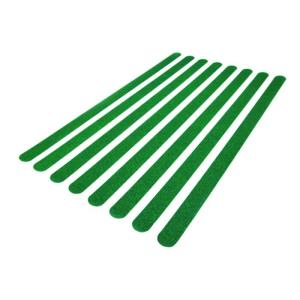 Antirutsch-Bodenmarkierungsstreifen -WT-5411-, Länge 640 mm, Breite 30 mm, versch. Farben, VPE 8 Stk. (Farbe/Menge: gelb public / VPE 8 Stk. (Art.Nr.: 39806))