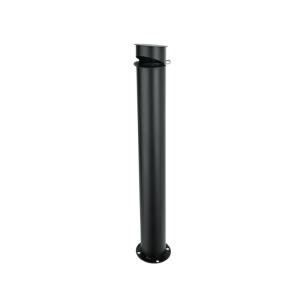 Aschersäule -WSA25- aus Stahl, zum Aufdübeln (Ausführung: Aschersäule -WSA25- aus Stahl, zum Aufdübeln (Art.Nr.: 37271))