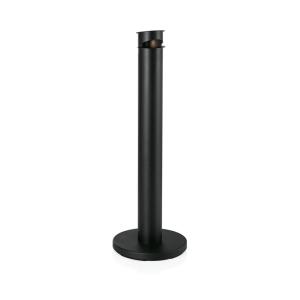 Aschersäule -WSA27- aus Stahl, mobil (Ausführung: Aschersäule -WSA27- aus Stahl, mobil (Art.Nr.: 37273))