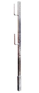 Aufstockung für Konsolgerüst, Länge 1000 mm (Modell: für normales Konsolgerüst (Art.Nr.: 24360))