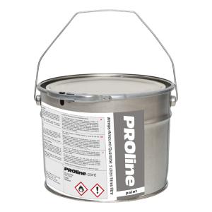 Außenmarkierfarbe -PROline-paint-, schnell trocknend, für den Außenbereich (Farbe: grau (Art.Nr.: 33428))