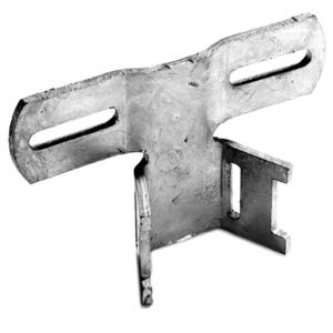 Bandschellen für Flach-VZ (Lochabstand: 70 mm (Art.Nr.: r-b007))