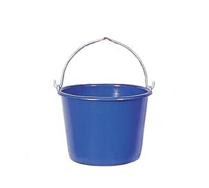 Bau-Eimer -Blau- 12 Liter aus PE (Ausführung: Bau-Eimer -Blau- 12 Liter aus PE (Art.Nr.: 33723))