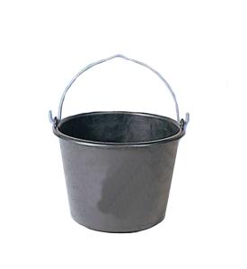 Bau-Eimer -Classic- 20 Liter aus PE, schwere Ausführung (Ausführung: Bau-Eimer -Classic- 20 Liter aus PE, schwere Ausführung (Art.Nr.: 33717))