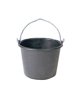 Bau-Eimer -Profi- 12 Liter aus PE (Ausführung: Bau-Eimer -Profi- 12 Liter aus PE (Art.Nr.: 33711))