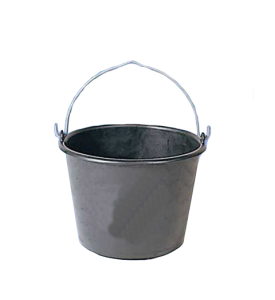 Bau-Eimer -Profi- 20 Liter aus PE (Ausführung: Bau-Eimer -Profi- 20 Liter aus PE (Art.Nr.: 33712))
