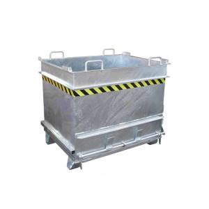 Baustoff-Container -Typ BC-, mit Bodenentleerung
