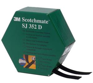 Befestigungssystem -3M Scotchmate-, Haken- und Schlaufenband, wiederablösbar, in Spenderbox (Ausführung: Befestigungssystem -3M Scotchmate-, Haken- und Schlaufenband, wiederablösbar, in Spenderbox (Art.Nr.: 3m3520))